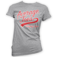 Average Joes Gym Womans T-Shirt