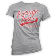 Average Joes Gym Womans T-Shirt