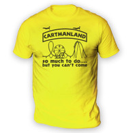 Cartmanland Mens T-Shirt