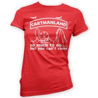 Cartmanland Womans T-Shirt