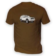 XJ Mens T-Shirt