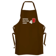 Beer Pong Champ Apron