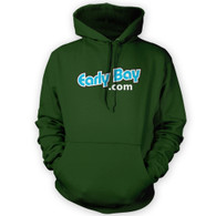 EarlyBay.com Logo Hooded Jumper (Unisex)