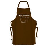 Free Truman Apron
