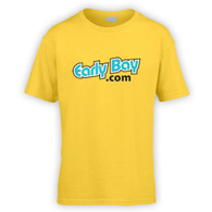 EarlyBay.com Logo Kids T-Shirt (Unisex)
