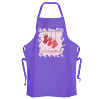 Xmas Stockings Apron
