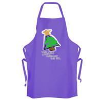 Wear Something Christmassy Apron