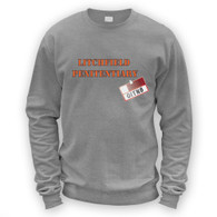 Litchfield Penitentiary Sweatshirt Jumper (Unisex)