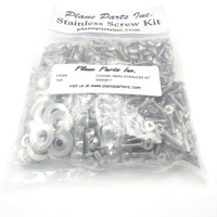 Cessna 182RG Stainless Screw Kit/Airframe