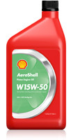 Aeroshell Oil Multigrade 15w50 (Litre) (Case)