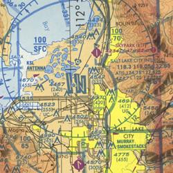 Baltimore-Washington Terminal Chart (T-WAS)-SkySupplyUSA