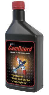 Buy ASL CamGuard Aviation oil additive at SkySupplyUSA