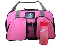 Powder Puff Flight Bag  (FB3PP)-SkySupplyUSA
