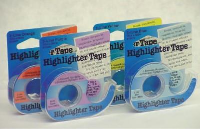 Chart Highlighter Tape (CHART TAPE)-SkySupplyUSA