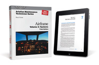 Aviation Maintenance Technician Series: Airframe Systems-ASA-AMT-SYS3-2X (eBundle)