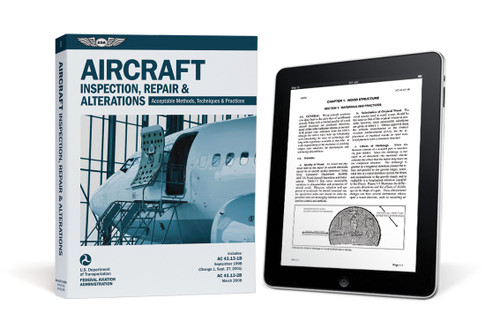 ASA-AC43.13-2X Aircraft Inspections, repairs and alterations.