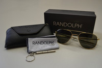 Design Your Own Randolph Engineering Aviators Sunglasses - SkySupplyUSA