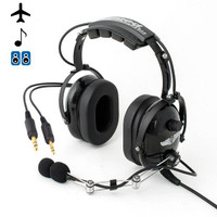 Stereo Aviation Headset  (RA454)-SkySupplyUSA
