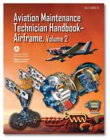 AMT Handbook - Airframe-ASA-8083-31V2, Volume 2 (ASA-8083-31V2)-SkySupplyUSA