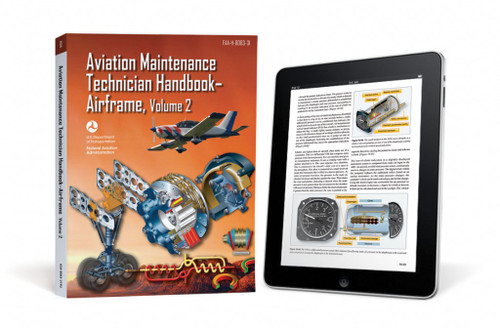 AMT Handbook - Airframe, Volume 1-(eBundle) (ASA-8083-31V1-2X)-SkySupplyUSA ISBN - 978-1-61954-063-7