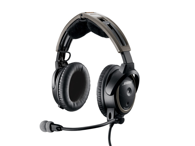 69f41ea5db4 BOSE A20 Aviation Headset with Bluetooth Technology