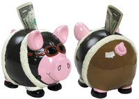 Aviator Piggy Bank AN-APB