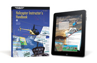 Helicopter Instructor's Handbook (eBundle-Book and eBook) ASA-8083-4-2X