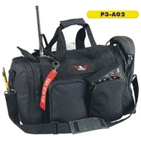 Avcomm Deluxe Duffle Style Flight Bag P3-A02 AC-P3-A02