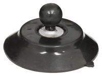 "RAM SUCTION CUP BASE WITH 1"" BALL  RAM-B-224U"