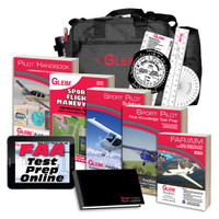 Gleim Sport Pilot Kit with Test Prep Online G-SP-KIT SkySupplyUSA.com