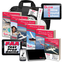 Gleim Private Pilot Kit with Audio Review G-DPPAR-KIT SkySupplyUSA.com