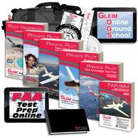 Gleim Deluxe Private Pilot Kit G-DPP-KIT SkySupplyUSA.com