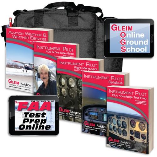 Gleim Deluxe Instrument Pilot Kit G-DIP-KIT SkySupplyUSA.com