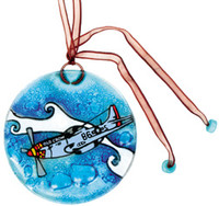 P-51 Sun/Light Catcher Ornament SC-P51
