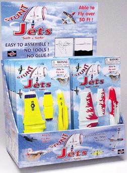 Stunt Jet FM-SJ DISPLAY ONLY, ORDER CONTAINS ONE (1) STUNT JET