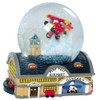 Airplane Hangar Water Globe AN-HWG