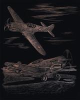 P-40 Engraving Art CR-EA40