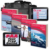 Gleim Deluxe Commercial Pilot Kit G-DCP-KIT SkySupplyUSA.com