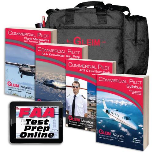 Gleim Commercial Pilot Kit  G-CP-KIT SkySupplyUSA.com