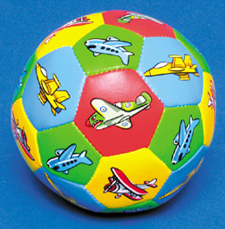 Airplane Mini Soccer Ball FM-SB