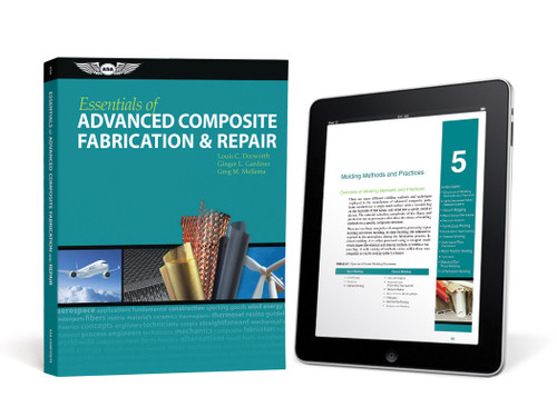 Advanced Composite Fabrication & Repair Textbook (eBundle) ASA-COMPOSITE-2x