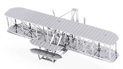 Metal Marvels - Wright Brothers Airplane Model METAL MARVEL-WBF