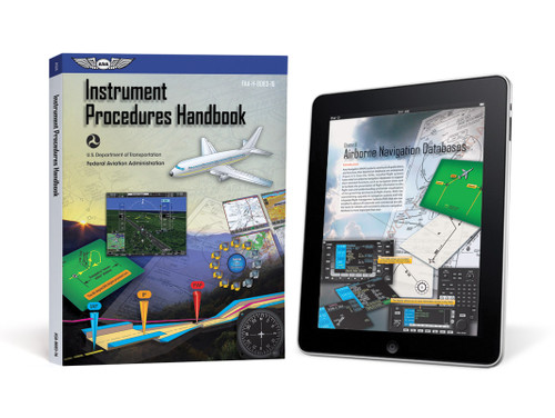 ASA FAA Instrument Procedures Handbook (eBundle) FAA-H-8083-16-2D
