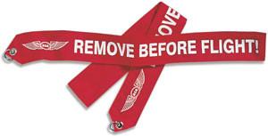ASA Remove Before Flight Banner  (ASA-RBF)-SkySupplyUSA