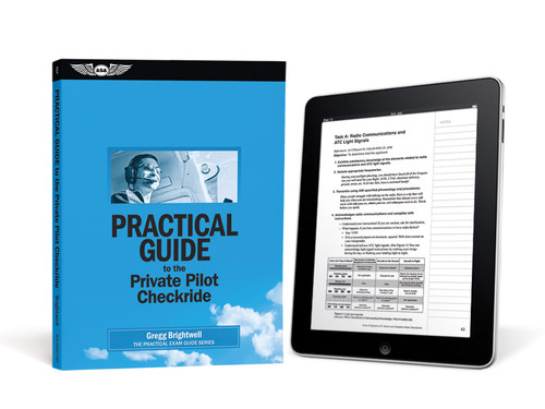 Practical Guide to the Private Pilot Checkride (eBundle) ASA-PRACT-PVT-2X
