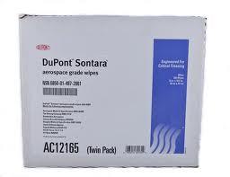 Dupont AC12165 Sontara Wipes (250 Pack) AC12165