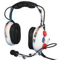 Avcomm AC-260P Child's PNR Headset with Cell Port for iPod and MP3 AC-260P