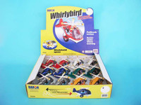 Whirlybird Helicopter Pullback Toy