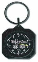 Altimeter Keychain  KC-ALT