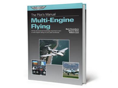 ASA Pilot's Manual Series: Multi-Engine Flying (ASA-PM-ME)-SkySupplyUSA